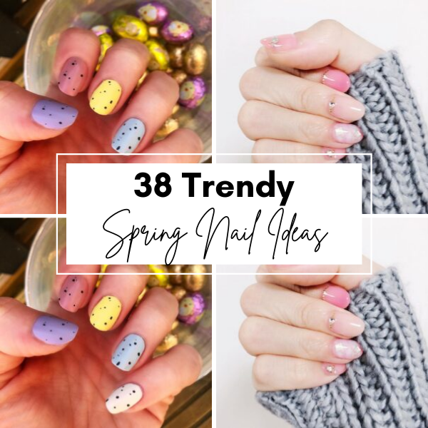 Trendy srping nails