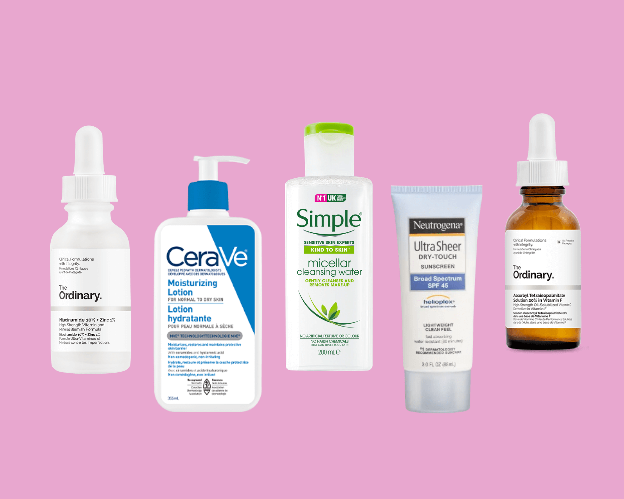 Best skincare products under $15