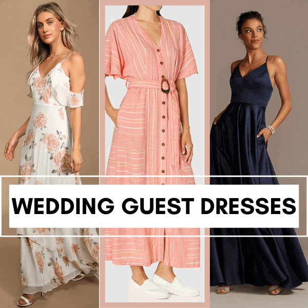 32 Affordable Wedding Guest Dresses To Rock