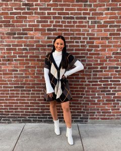 Thanksgiving outfit ideas ~ morningkoffee.com