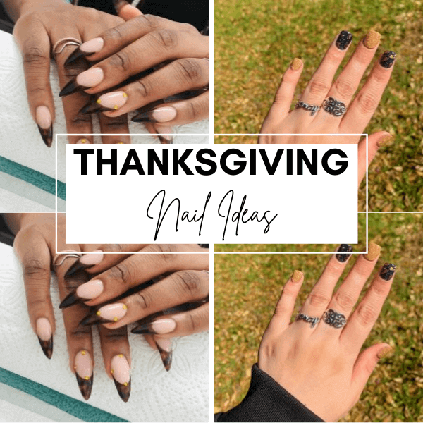20+ Thanksgiving Nail Designs To Copy in 2021